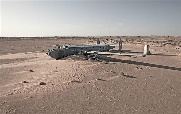 失踪数十年后被发现的飞机 乘客生还2014年03月11日 13:09:00