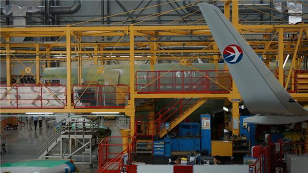 中国的航企已经在原材料供应